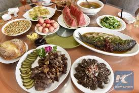 cuisine russe savourer la cuisine russe dans une ferme chinoise cn