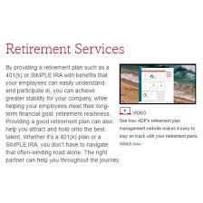 adp review 2017 best retirement plan