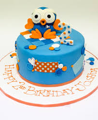 Giggle And Hoot Decorations 42 Best Custom Cakes Images On Pinterest Custom Cakes Birthday