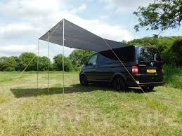 Vw Awning Vw T4 T5 T6 Sun Canopy Awning Anthracite Grey