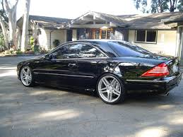 mercedes cl600 amg price w215 my budget build v12tt cl600 with amg package and mods