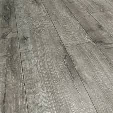 Laminate Flooring With Pad Landmark Series 14 3mm Random Width Gray Hickory With