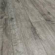 Laminate Flooring Mm Landmark Series 14 3mm Random Width Gray Hickory With