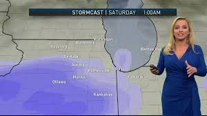 Show Me The Weather Map Chicago Weather Forecast Maps And Doppler Radar Nbc Chicago