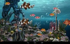 wallpaper ikan bergerak untuk pc download wallpaper aquarium 3d bergerak images hewan lucu