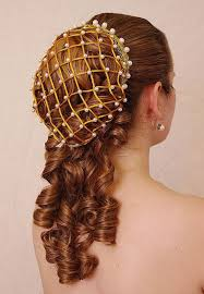 wedding hair using nets 6 different ways to wear a hair net with style hair nets medium