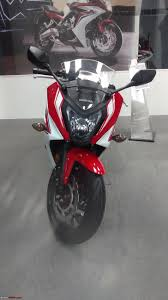 honda cbr two wheeler honda cbr 650f launched in india at rs 7 3 lakh page 6 team bhp