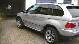 2003 Bmw X5 E53 3 0d Diesel Bj 2003 Fahreigenschaften Youtube