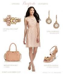 Pink Dress For A Bridal Shower