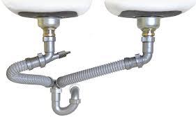 kitchen sink trap new at popular pea trap flexible bathroom sink