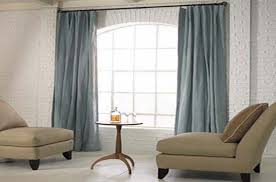 Curtains For A Large Window Large Windows With Curtains What Should You Consider While