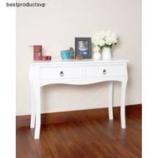 Ebay Console Table by 6053188 French Country Hall Table Blue Convenience Concepts