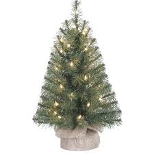 time pre lit 2 noble fir artificial tree clear