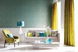 Home Decorating Fabric Decoration Blue Wallpaper Fabric Interior Design Home Decorating