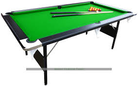 how big is a full size pool table 7ft hustler foldup pool table foldable pool table