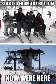 Skiing Meme - shit skiers say on twitter skiing meme shitskierssay http t