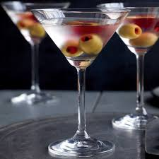 vodka martini shaken not stirred bloody eyeball martini