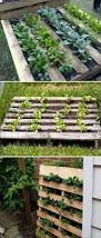 learn to make a pallet garden in 7 easy steps fun diy raised