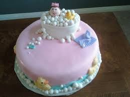 bubble bath baby shower cake cakecentral com