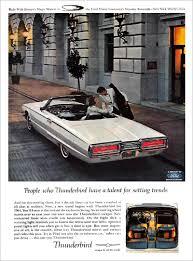 1965 thunderbird convertible white interior kelsey hayes spoke