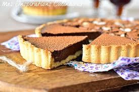 jeux de cuisine tarte au chocolat tarte au chocolat recette conticini le cuisine de samar