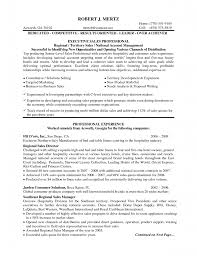Sample Resumes For Sales Executives Sample Resume Hotel Revenue Manager Templates