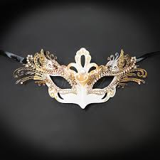 white masquerade masks for women masquerade mask women white gold beyondmasquerade