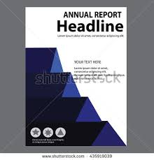 report cover page annual report cover page free title page