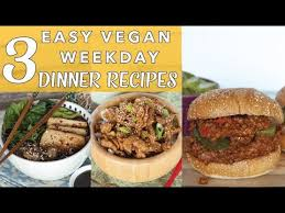 thanksgiving soy curls with vegan 3 vegan dinner recipes orange chicken w soy curls vegan sloppy