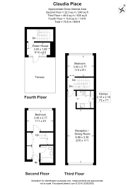Floor Plan Scale Calculator by 2 Bedroom Property For Sale In Claudia Place Augustus Road