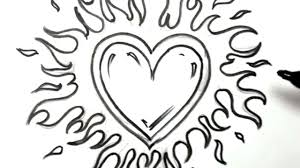 drawings of easy hearts free download clip art free clip art