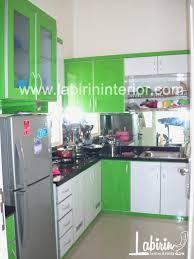 Kitchen Set Minimalis Putih Dapur Mungil Desain Dapur Furnitur Malang Furnitur Murah Furnitur