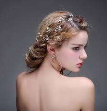 bridal headband 2016 new pearl party wedding hair accessories bridal