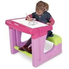 bureau plastique enfant bureau enfant plastique achat vente pas cher