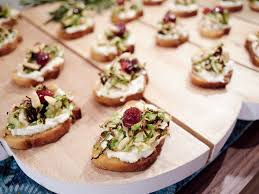 the food network thanksgiving check out charred brussels sprout crostini it u0027s so easy to make