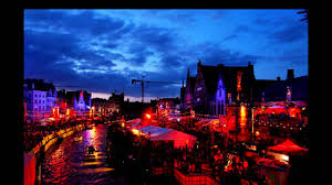 ghent city guide ghent nightlife belgium youtube