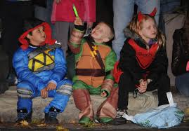 trick or treating times dates listed for halloween 2016 news