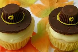 thanksgiving pilgrim cupcakes recipe