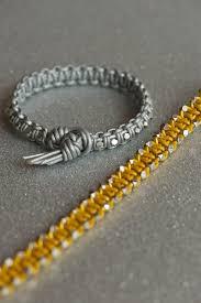 make leather cord bracelet images 20 diy macram bracelet patterns guide patterns jpg