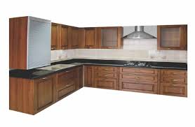solid rubber wood kitchen futura interior