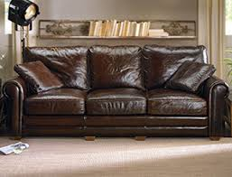 Brompton Leather Sofa Don U0027t Sacrifice Comfort For Style Get Both This 100 Vintage