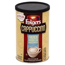 Zoom Tan Locations Rochester Ny Folgers French Vanilla Cappuccino U2011 Shop Bagged And Canned Coffee