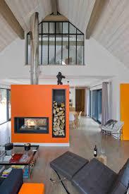 decor cheminee salon photos 5 duos de couleurs pour le salon