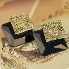 honey singh earrings vintage solid flower cool stud earrings for stud earrings