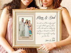 wedding gift for parents all that we are and all that we to be we owe to our parents