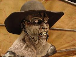 jeepers creepers the creepers complete head prosthetics movie