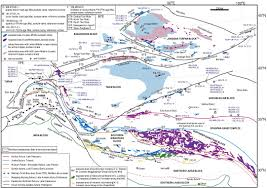 Karakoram Range Map Middle Late Jurassic Tectonostratigraphic Evolution Of Central