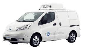 nissan van 2016 nissan unveils concept ambulance u0026 electric delivery van e nv200