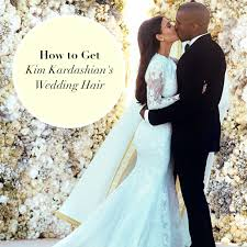Temporary Hair Extensions For Wedding How To Get Kim Kardashian U0027s Wedding Hair Hair Extensions Blog