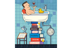 design your own bathroom design your own bathroom allan sanders illustrator